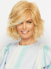 VISIONARY Wig by GABOR in Medium Blonde | Golden blonde or dark blonde with salon highlights