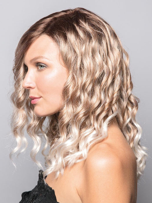 Curls that are sure to fall loosely past the shoulders