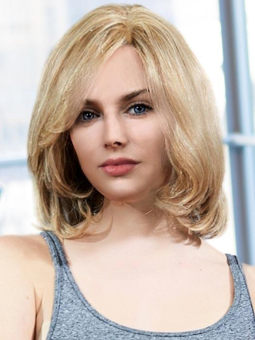 PLF 008HM by LOUIS FERRE in 140/14 SPRING HONEY | Medium Blonde Blended with Light Brown Tones