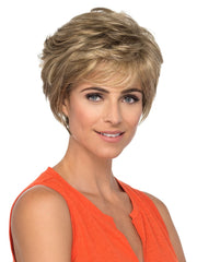 SYMONE by ESTETICA in R12/26CH | Light Brown w/Chunky Golden Blonde Highlights