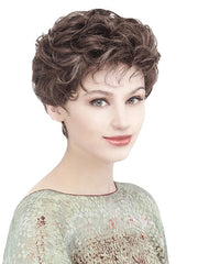 Sydney by Louis Ferre is a light weight short wig with short soft curls