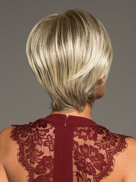 FROSTI BLONDE | Platinum Blonde Evenly Blended with Light Ash Brown