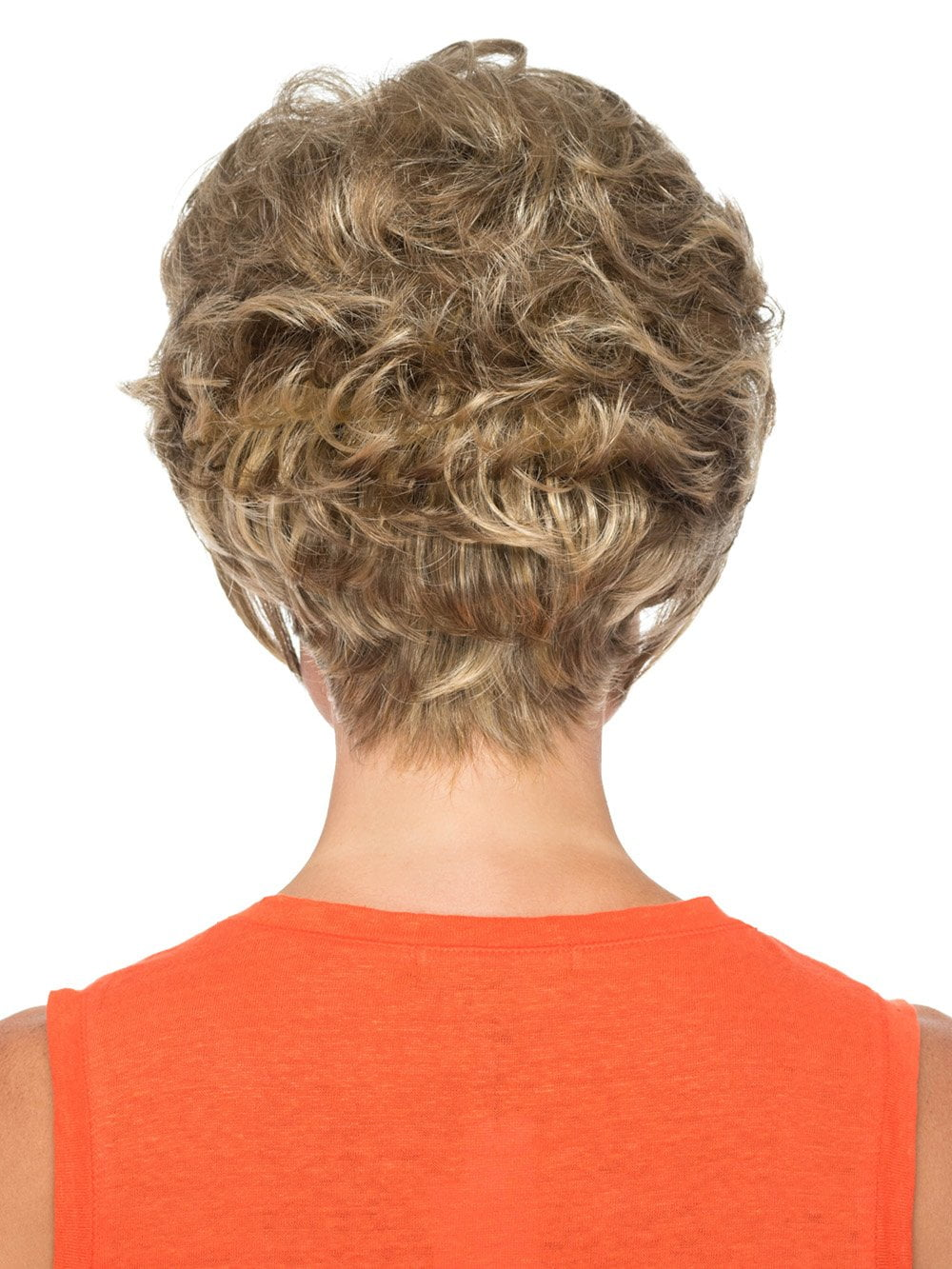 Symone by Estetica is a full style that is hip and completely charming, and a tapered nape is sure to bring some excitement to you