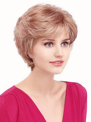 Full Monofilament Top - Creates the illusions of natural hair growth and allows you to part the hair in any direction