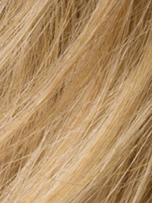 LIGHT CARAMEL ROOTED | Light Golden Blonde, Butterscotch Blonde, and Medium Honey Blonde blend with Dark Roots