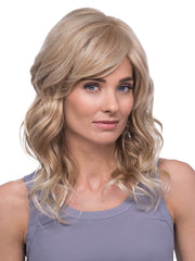 NAOMI by ESTETICA in RTH613/27 | Light Auburn With Pale Blonde Highlights & Pale Blonde Tipped Ends