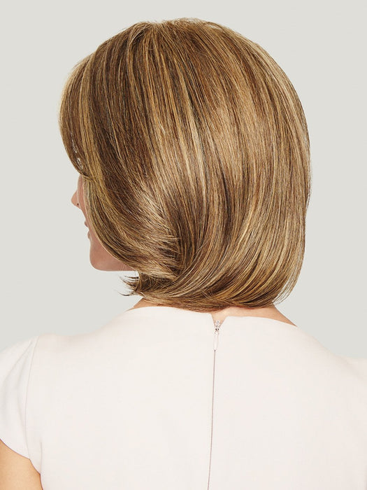 Color shown: Brown Blonde | Medium to light brown with salon highlights