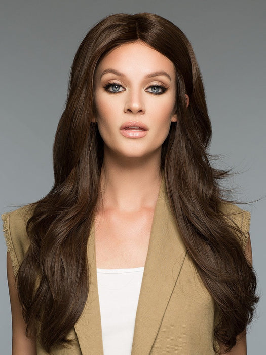 LIZ B by Wig Pro in 2  | Darkest Brown