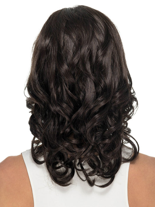 With a lace front and monofilament top, you can enjoy an airy, breathable fit that is the ultimate in comfort and beauty