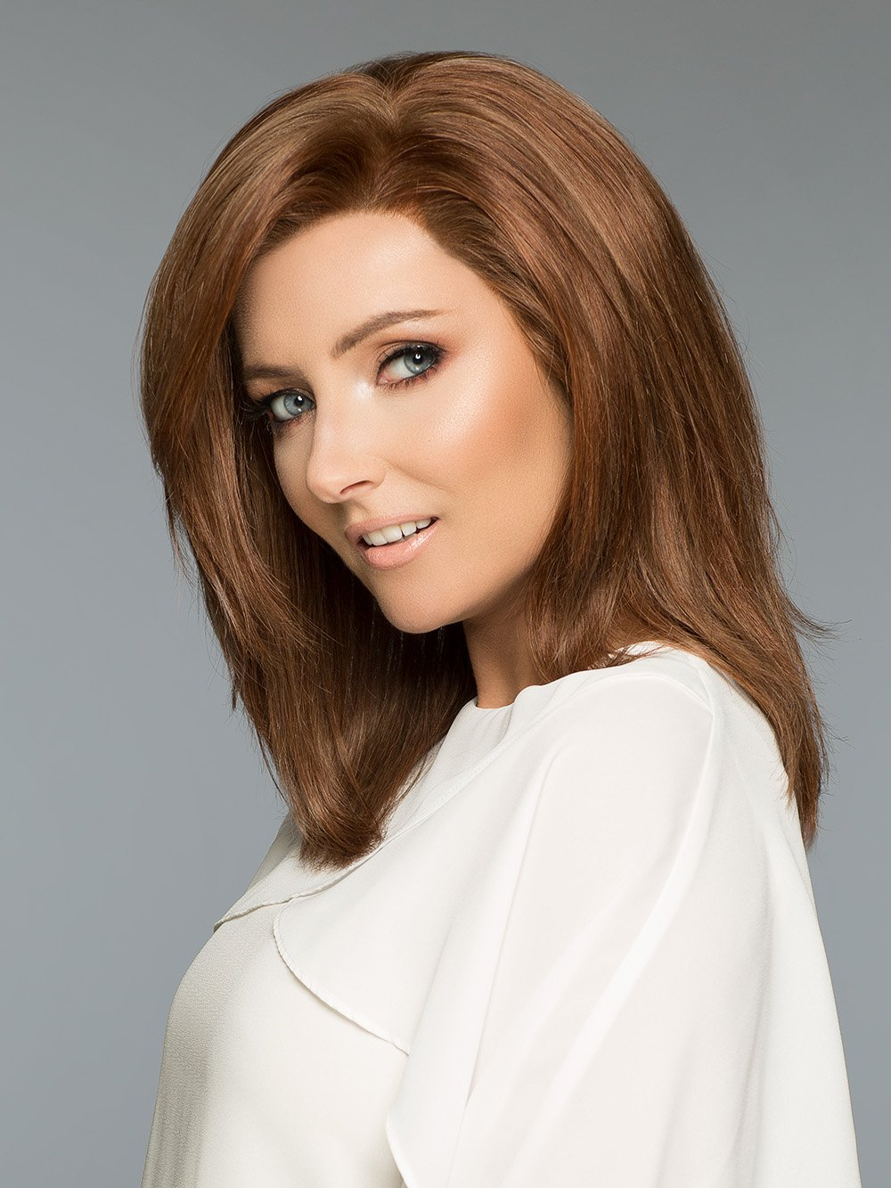 Hillery by Wig Pro in Opus One  | A blend of colors 31, 33, 6