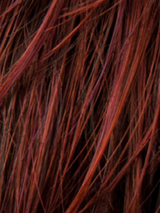 HOT CHILI ROOTED | Dark Copper Red, Dark Auburn, and Darkest Brown blend