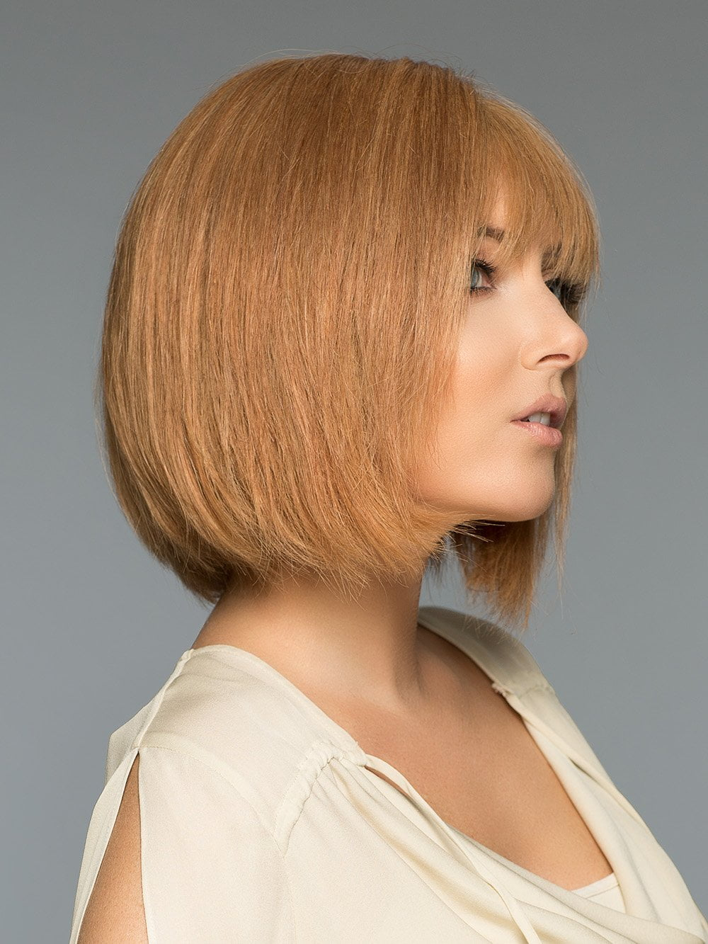 Paige by Wig Pro in 27 | Strawberry Blonde