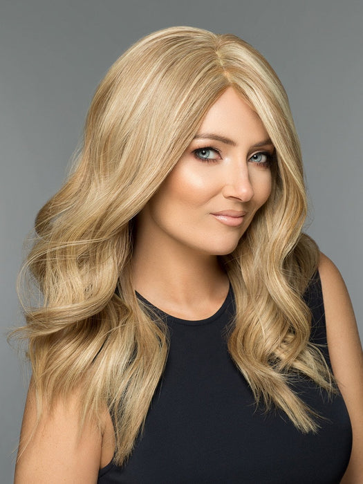 Alexandra by Wig Pro in 18/22 | Light Ash Blonde blended w/ Beige Blonde