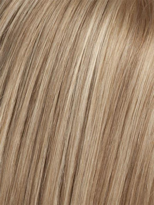 10/16 | Medium Golden Brown Blended with Dark Ash Blonde
