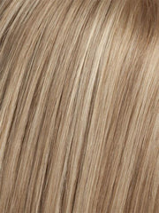 10/16 Medium Golden Brown Blended with Dark Ash Blonde