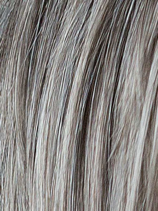 SALT-PEPPER-MIX | Light Natural Brown with 75% Gray, Medium Brown with 70% Gray and Pure White Blend