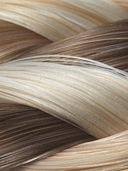 12/24B/104 TWISTED PRALINE | Light Gold Brown, Light Gold Blonde, Pale Natural White/Blonde