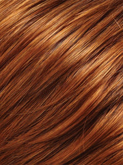 130/28 PUMPKIN SPICE | Medium Red and Light Natural Red Blonde Blend