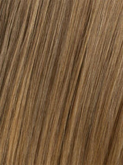 14/16T Dark Ash Blonde Blended with Honey Blonde, Dark Ash Blonde Tips