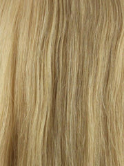 14/22 Medium Natural Ash Blonde Blended with Light Ash Blonde