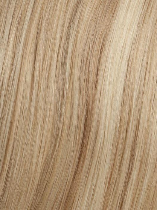 14/24 Dark Ash Blonde Blended with Honey Blonde