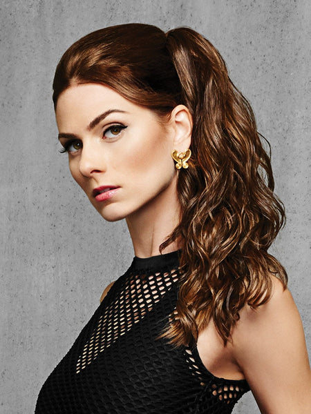 """18"""" Simply Curly Claw Clip Ponytail by Hairdo 