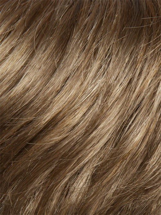 18/26R COCOA MIST | Light Ash Brown evenly blended with Medium Golden Blonde