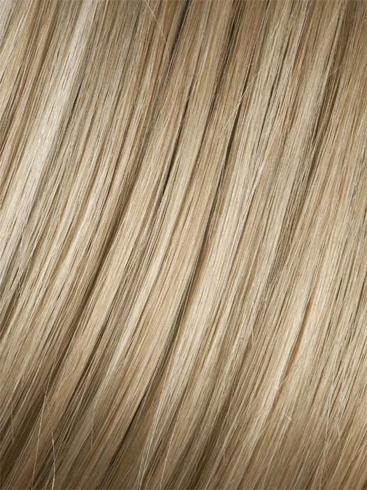 SUGAR COOKIE | Meduim Honey Blonde with Light Blonde blends and Platinum Blonde highlights