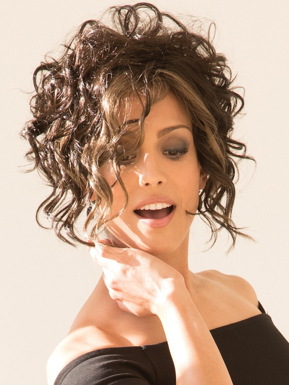 Sonoma wig by rene of paris wavy bob wigs the wig experts sonoma by rene of paris in mocha brown nvjuhfo Gallery