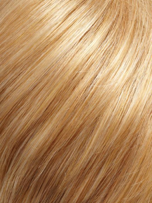 24B/27C BUTTERSCOTCH | Light Gold Blonde and Light Red-Gold Blonde Blend
