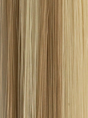 263R GOLDEN GLAZE | Medium Golden Blonde with Platinum Blonde highlights