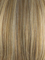 26F613 | Gold Honey Blonde with Platinum Blonde Highlight and Tip