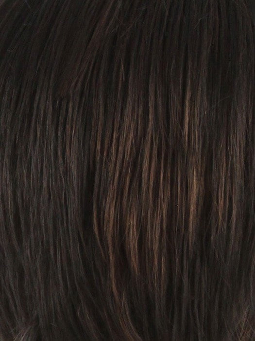 2F33 | Darkest Brown with Dark Auburn Highlight