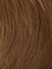 33/32 DARK AUBURN | Auburn and Dark Red Evenly Blended