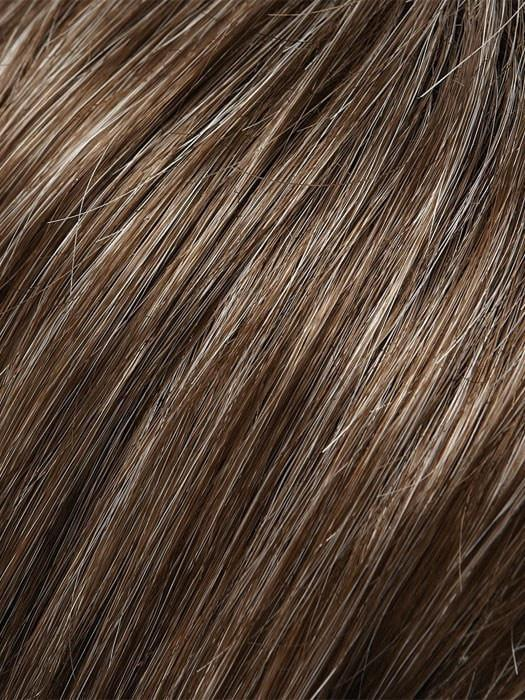 38 MILKSHAKE | Dark Natural Gold Brown with 35%  Grey