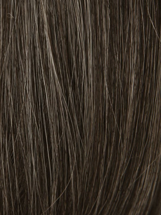 44 DARK BROWN 65% GRAY | Dark Brown with 65% Gray Tone