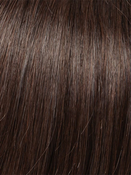 4RN BROWNIE FINALE NATURAL | Darkest Brown (Human Hair Renau Natural)