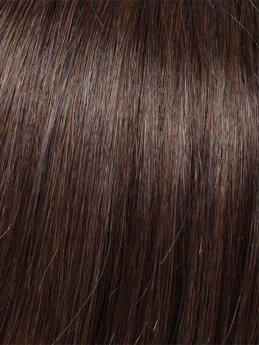 4RN | Darkest Brown (Human Hair Renau Natural) UNAVAILABLE UNTIL JANUARY 2019