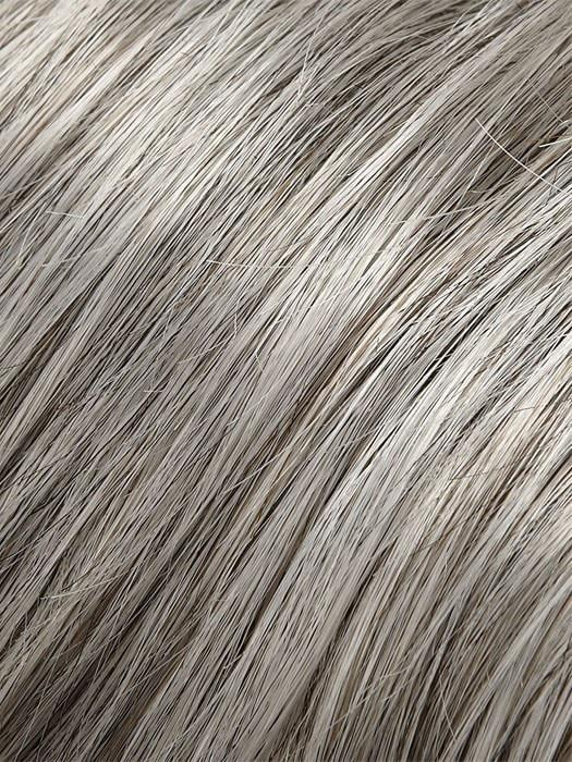 51 LICORICE TWIST | Light Grey with 30% Dark Brown