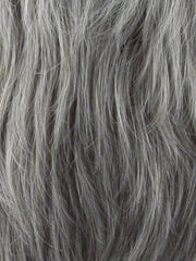 56F51 - Light grey with 20% medium brown front graduating to grey with 30% medium brown nape