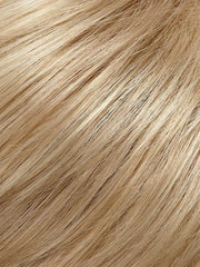 613F16 | Pale Natural Gold Blonde and Light Natural Blonde Blend with Light Natural Gold Blonde Nape