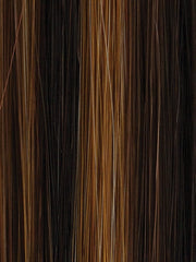 829H SEPIA | Dark Brown and Medium Brown base with Copper highlights