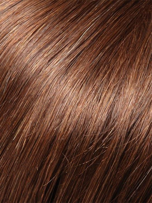 8RN COCOA NATURAL | Medium Gold Brown (Human Hair Renau Natural*) UNAVAILABLE UNTIL JANUARY 2019