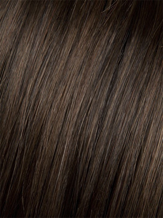 8R CHESTNUT | Medium Dark Brown blended with Ash Brown highlights