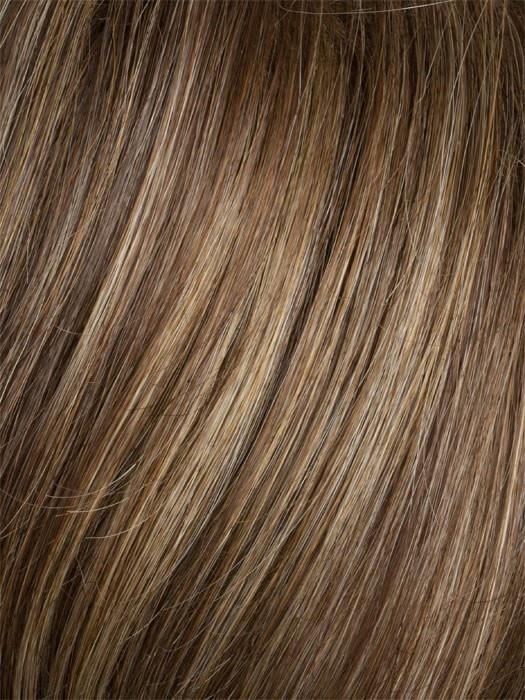 BROWN BLONDE | Rich, Dark Brown with Gold Highlights
