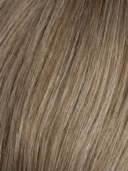 Brown-Gray | Smoky walnut, combination light brown with silver highlights (mouse brown)