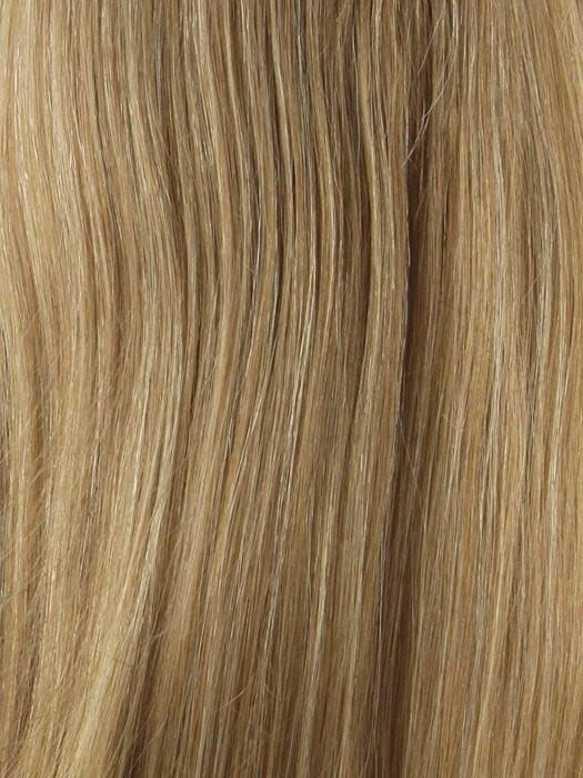 BUTTERSCOTCH | Harvest Blonde Blended with Beige Blonde