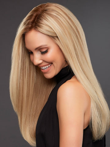Blake Petite by Jon Renau has Layers of luxurious Remy Human Hair