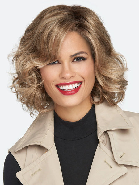 Brave The Wave Wig By Raquel Welch Lace Front Wigs Com