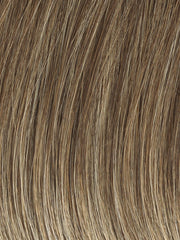 Brown-Blonde | Medium to light brown with salon highlights